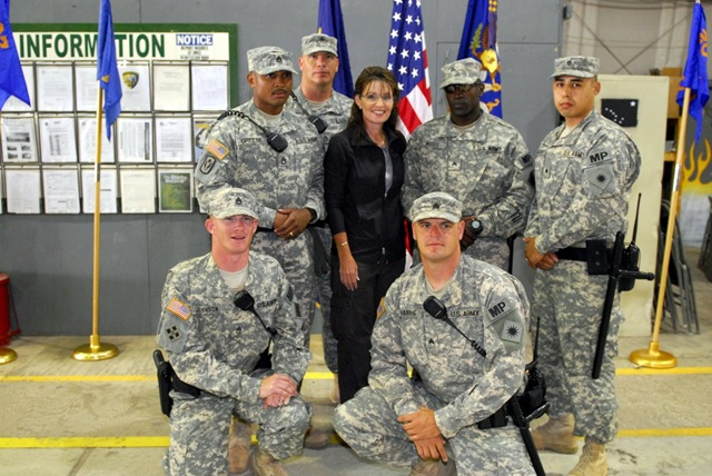 Palin in Kosovo (Updated)   Caffeinated Thoughts