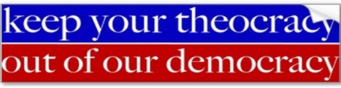 theocracybumpersticker