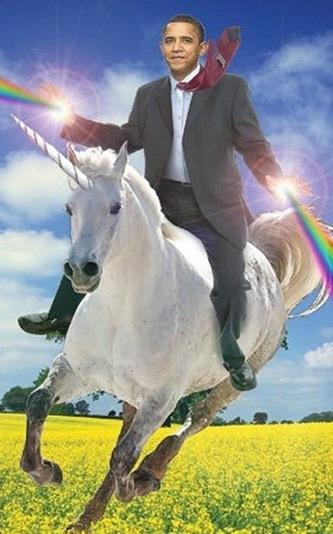 http://caffeinatedthoughts.com/wp-content/uploads/2009/09/Obama_Unicorn_Whisperer_thumb.jpg