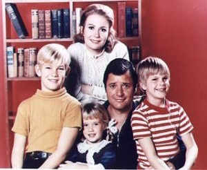 Cast of 1970s Television Show, Nanny and the Professor