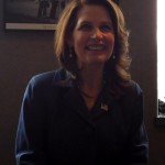 Michele Bachmann Interview: Prayerfully Considering 2012 Run; Obama Mishandling Libya