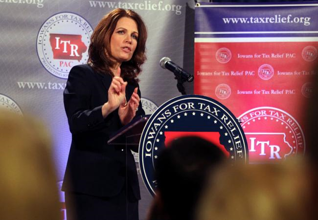 The Michele Bachmann-For-Speaker Caper