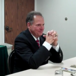 Judge Roy Moore Meets With Iowa Social Conservative Leaders