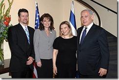 ISRAEL-US-DIPLOMACY-NETANYAHU-PALIN