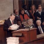 Ronald Reagan Did Not Endorse Ron Paul Run For President, Paul Disses The Gipper