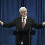 Newt Gingrich's Toughest Campaign Month Begins