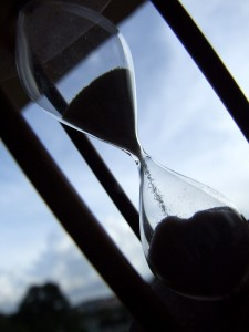 Tipped Hourglass - Primary Process Too Slow