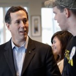 Rick Santorum Sweeps Deep South; Wins Alabama and Mississippi Primaries