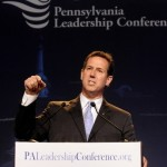 Rick Santorum's Polling in Pennsylvania