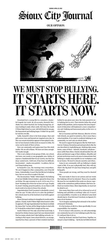 teenage suicide articles
