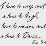 A Time to Dance?