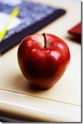 education-apple