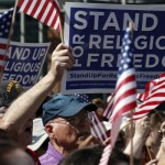 Religious Freedom Rallies Bring Christians Together