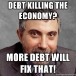 Krugman Is Wrong Again: Slash Spending Now!