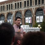 Liberal Protestors Lack Civility During Paul Ryan's Visit to the Iowa State Fair