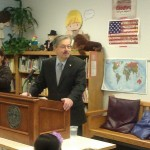 Let Iowa Governor Branstad Know Your Ideas for Education