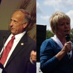 Steve King and Christie Vilsack Tangle Over No Child Left Behind