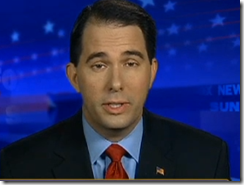 Scott Walker on Fox News Sunday