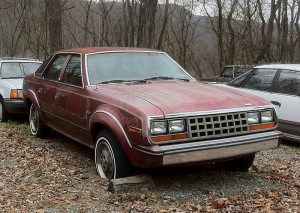 Picture of AMC Eagle, 1987