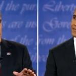 Video: First Obama-Romney Debate