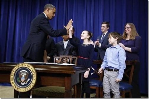 Obama-kids-gun-control