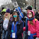 Two Generations Stand for Life at 2013 March for Life