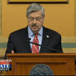 Iowa Gov. Terry Branstad Delivers His 2013 Condition of the State Address