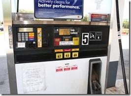 Gas-pump-Indiana-USA