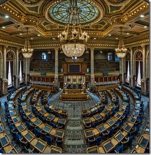 Iowa House Chamber