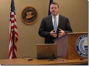 Iowa Department of Education - Jason Glass