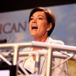 No Senate Run for Iowa Lt. Gov. Kim Reynolds