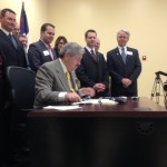 Iowa Governor Terry Branstad Signs STO Tax Credit Increase
