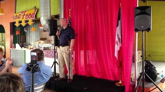Matt Whitaker - Polk County GOP Picnic