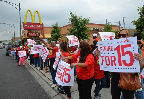 Title For Fast Food Worker