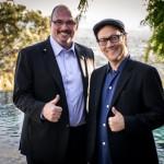 Tim Donnelly and Rob Schneider Make Strange Bedfellows