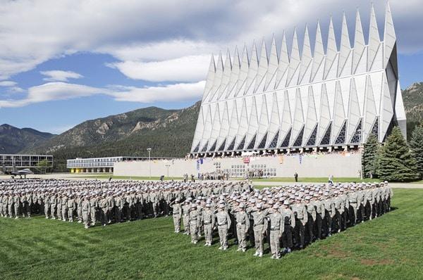 Air Force Academy Cadet Oath