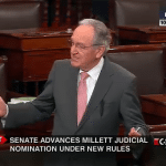 Democrats Have Amnesia About Using the Nuclear Option Ending Filibusters