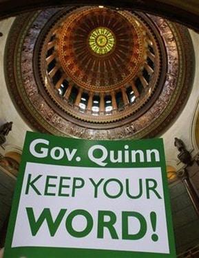 quinn-afscme-sign