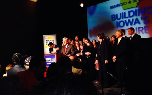 Terry-Branstad-Campaign-Announcement