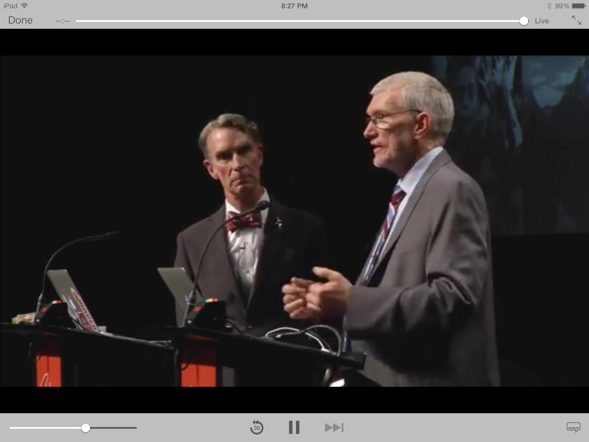 science feb bill nye science debate australian creationist ken ham