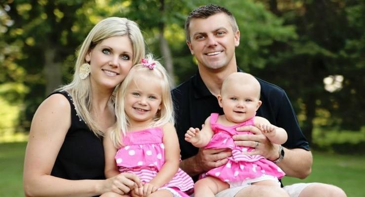 Jack Whitver & Family