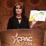 Sarah Palin Endorses Joni Ernst for U.S. Senate