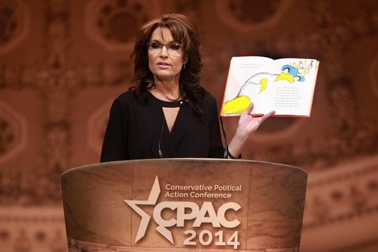 Sarah Palin - CPAC