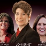 Sarah Palin Coming Back to Iowa to Campaign for Joni Ernst
