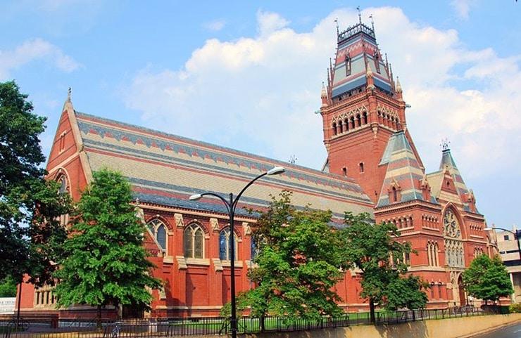 Memorial Hall-Harvard University