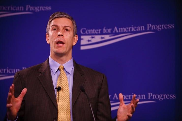 U.S. Education Secretary Arne Duncan  Photo credit: Ralph Alswang (CC-By-ND 2.0)