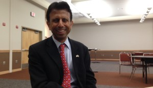 Jindal during an interview with Caffeinated Thoughts last summer.