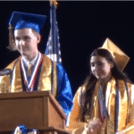 H.S. Salutatorian Defends First Amendment Rights During Graduation Address