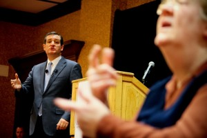 Ted Cruz Speaks at Network of Iowa Christian Home Educators Event. Photo credit: Dave Davidson - Prezography.com