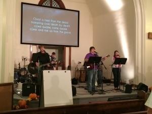 Grace Fellowship of Des Moines Worship Team